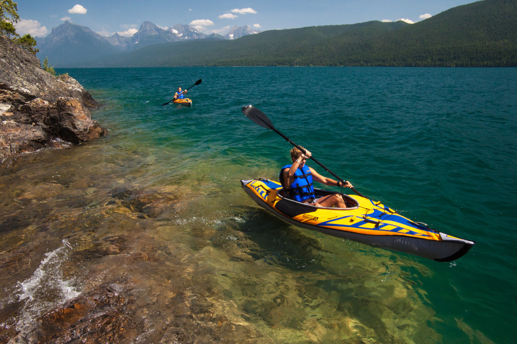 Kayak Pointers
